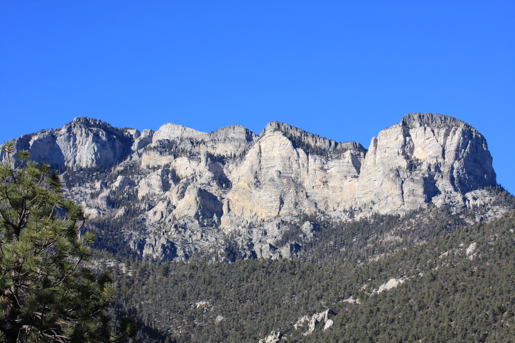 Mt. Charleston Area Virtual Tour